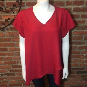 Torrid red shirt